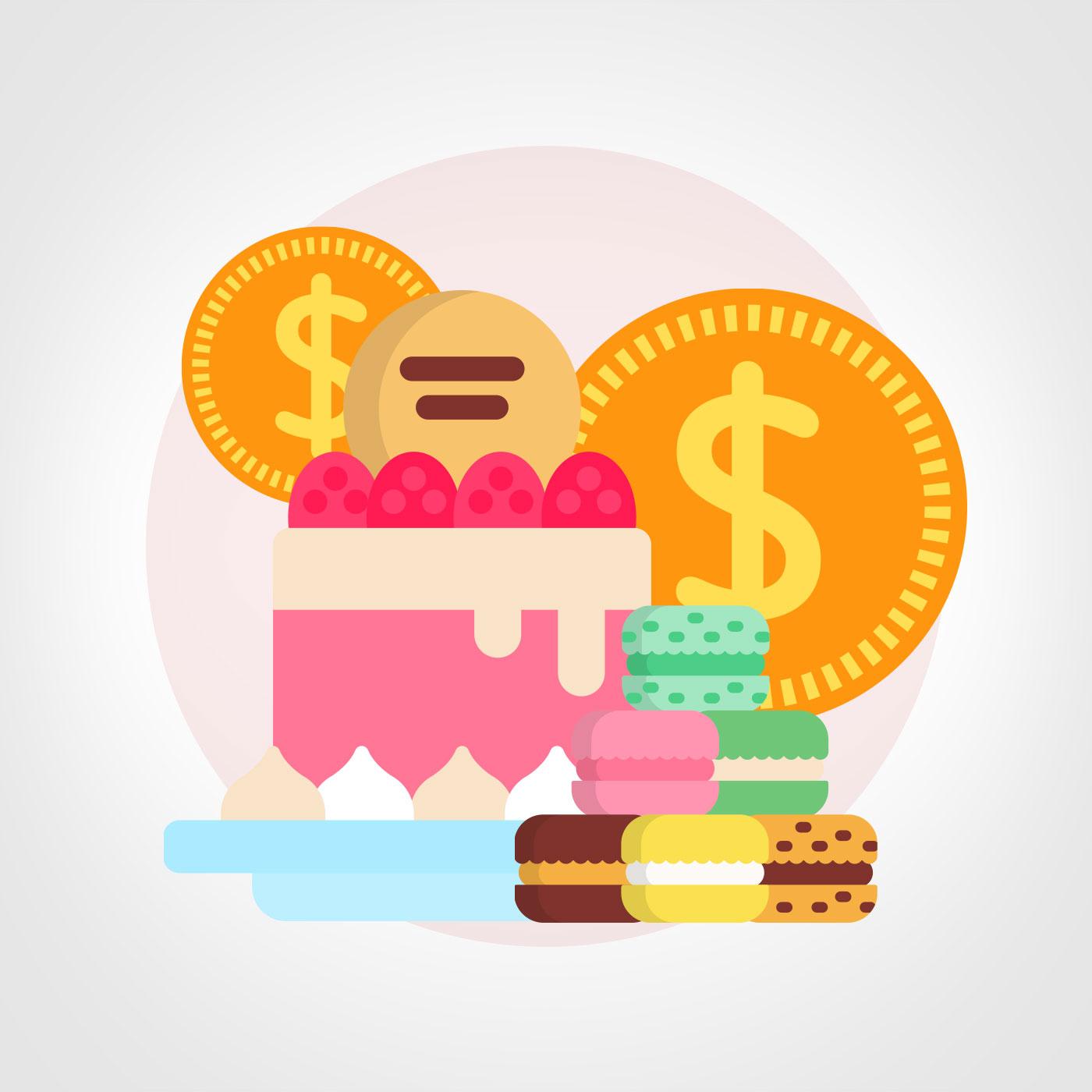 Saiba como calcular o preço de venda dos seus doces
