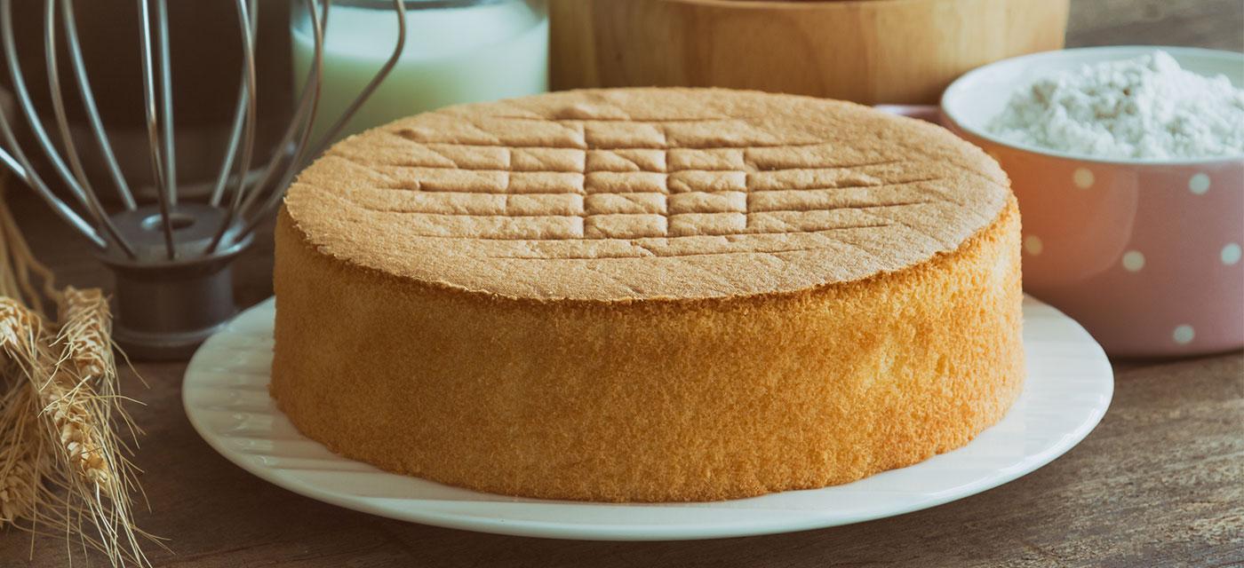 massas de bolo