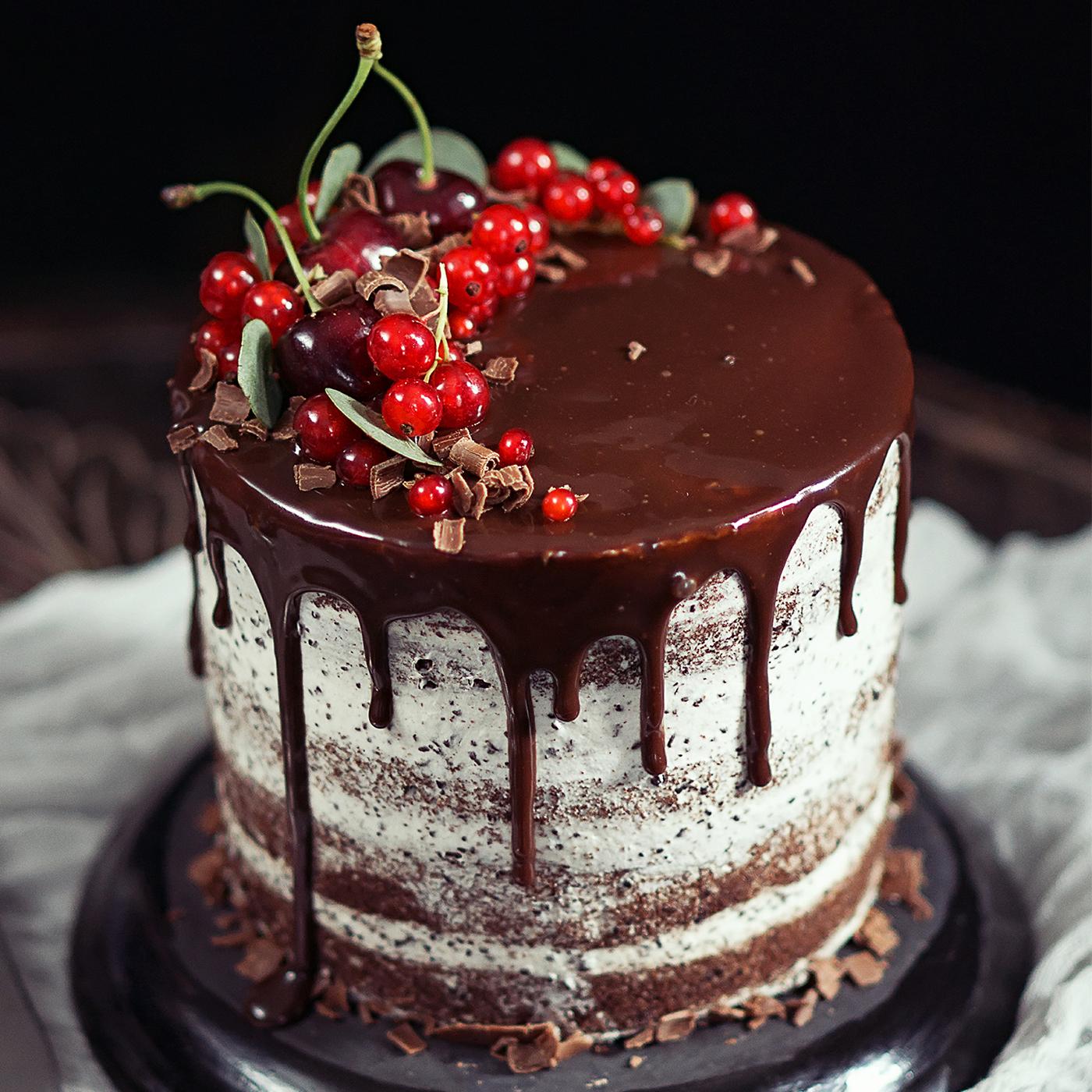 Como fazer um drip cake perfeito