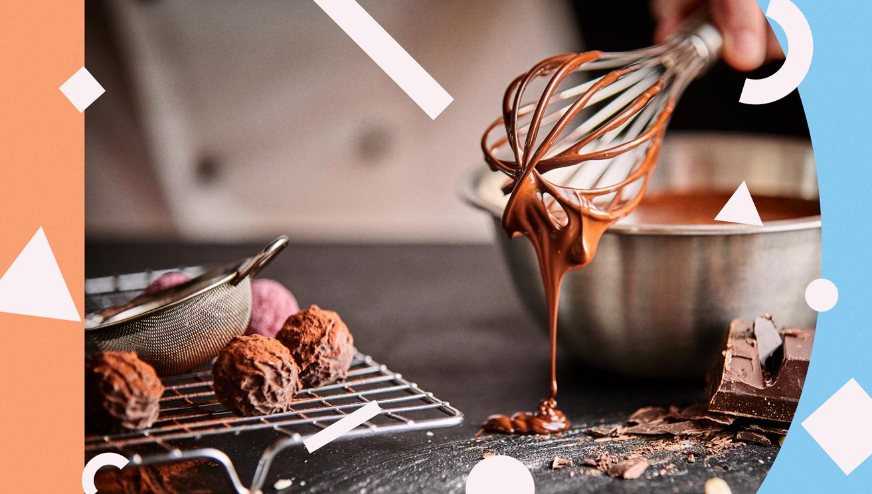 Utensílios essenciais para confeitaria e chocolataria