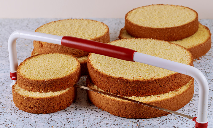 cortador de bolo